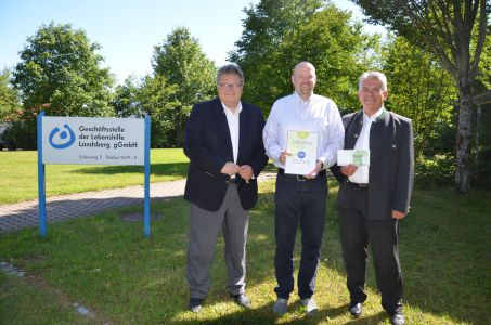 Alex Dorow, Christoph Lauer, Dr. Stefan Toelg